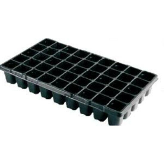 Szaporító tálca 40 lyukas műanyag 30 x 50 x 6 cm