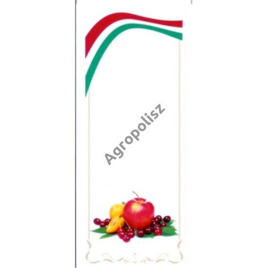 Pálinka üveg címke vegyes 2