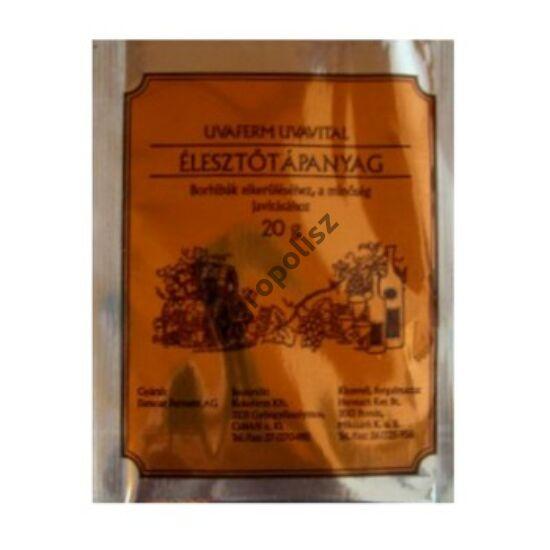 Élesztőtápanyag Uvaferm UVAVITAL 20 g