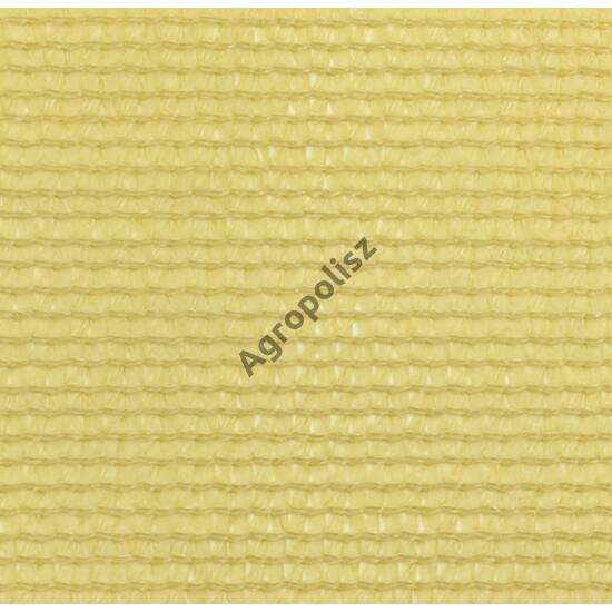 Árnyékoló háló 80 %-s, 1,5 m x 10 m beige / bézs