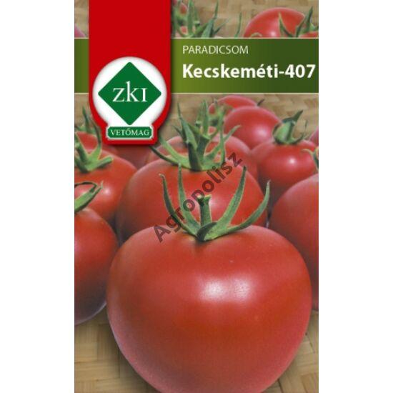 ZKI Kecskeméti 407 paradicsom vetőmag 1 g
