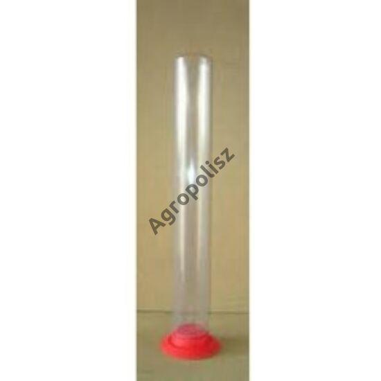 Mérőhenger 500 ml műanyag