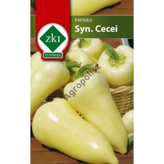ZKI Syn. Cecei paprika vetőmag 0,6 g