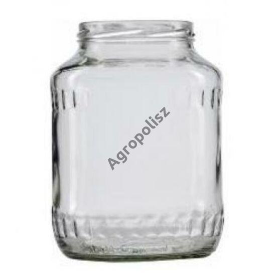 Befőttes üveg 1700 ml