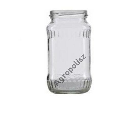 Befőttes üveg 370 ml